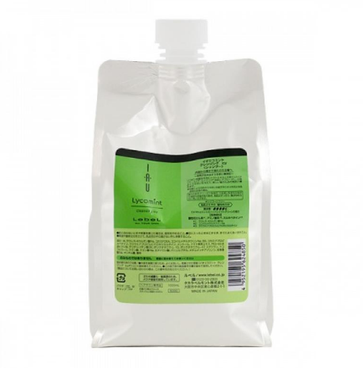 Lebel IAU Lycomint Cleansing Icy 1000 ml