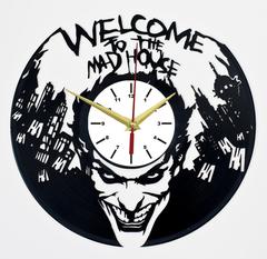 Джокер Часы из Пластинки — Добро пожаловать в сумасшедший дом