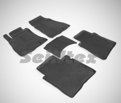 Резиновые коврики для SENTRA, высокий борт