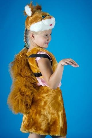 Карнавальный костюм Белочки 2