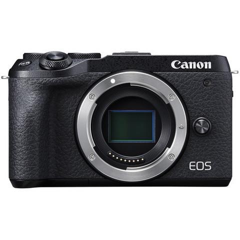 Беззеркальный цифровой фотоаппарат Canon EOS M6 Mark II Body