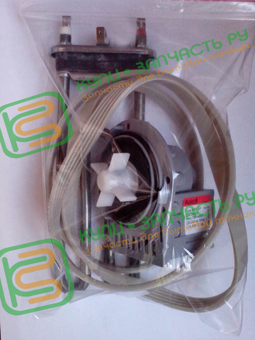 Ремкомплект для стиральной машины Bosch/Siemens/Siltal (насос+тэн+ремень)
