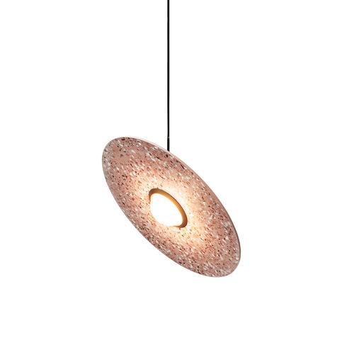 Подвесной светильник копия О2 by Bentu Design (розовый)