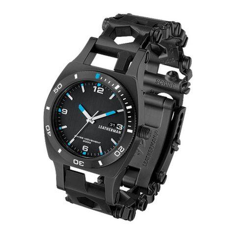 Браслет мультитул Leatherman Tread Tempo LT (832517) черный