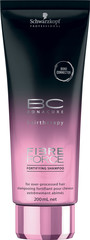 Шампунь усиливающий для волос Schwarzkopf BC Bonacure Fibre Force Shampoo
