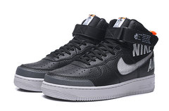 Nike Air Force 1 High 'Black/Grey'