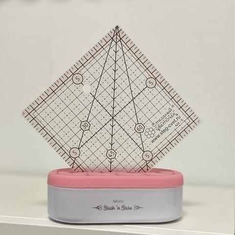 Органайзер для швейных инструментов (розовый)