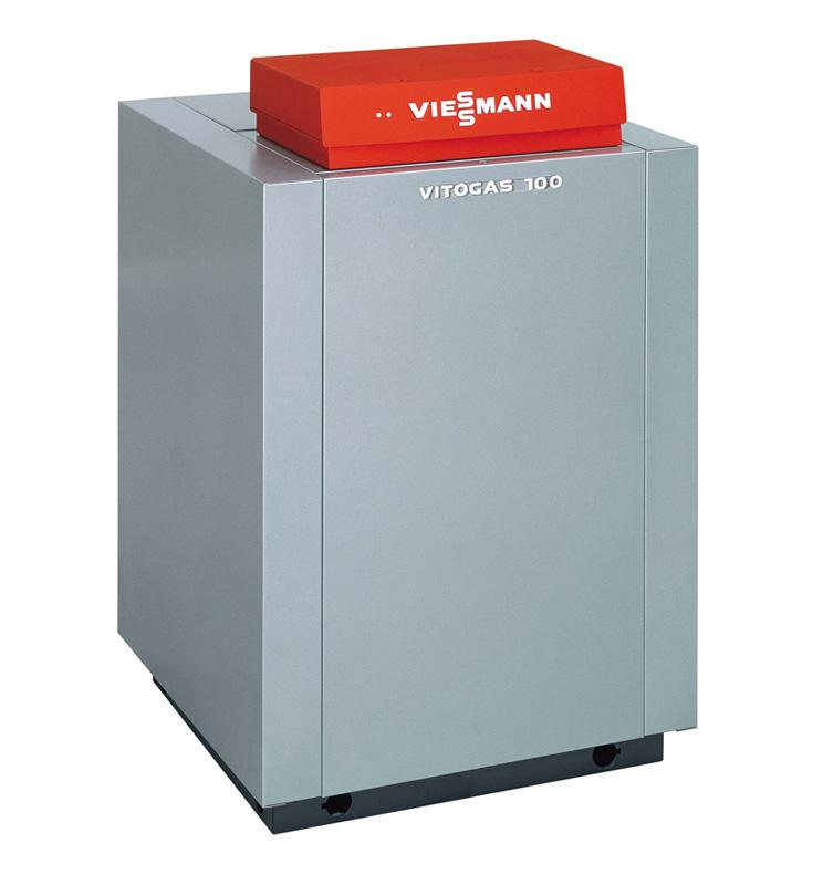 Газовый котел   Viessmann Vitogas 100-F 29 kW, с Vitotronic 200 KO2B