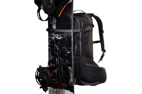 Картинка рюкзак горнолыжный Thule Upslope 35L Тёмно-Серый