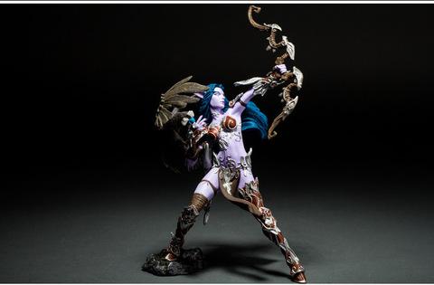 Фигурка Warcraft Night Elf / Ночной Эльф