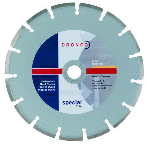 Алмазный сегментный диск Dronco LT-36 230 мм