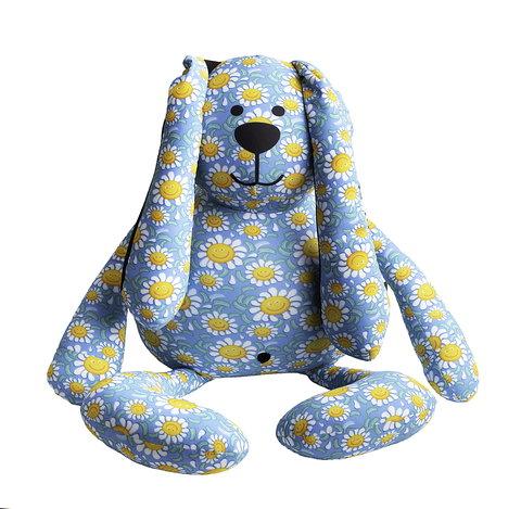 Подушка-игрушка «Ромашковый Зая»-2