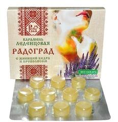 Леденцы Радоград с шалфеем, без сахара, 10 шт.*3,2 гр. (Радоград)