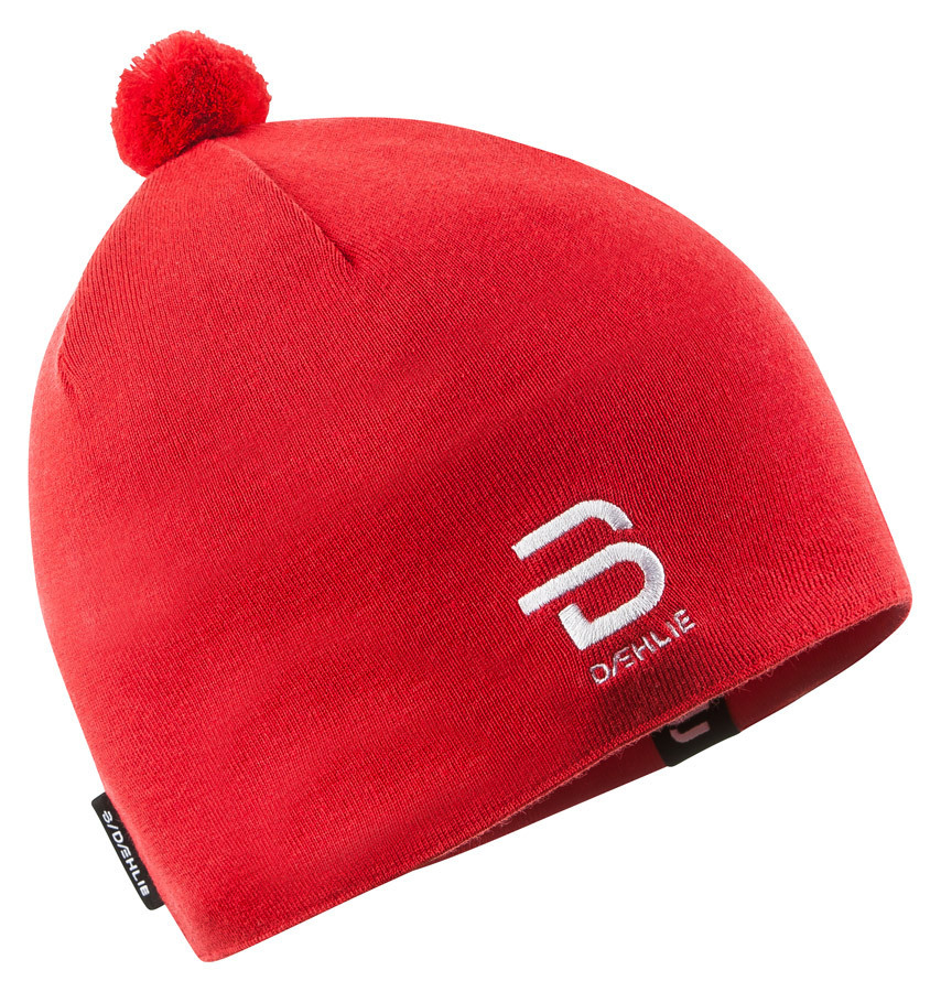 Спортивные шапки Шапка Bjorn Daehlie Hat Classic High Risk Red 331006_35300.jpg