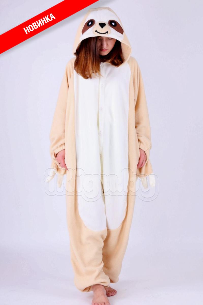 Пижамы кигуруми Ленивец ленивец.jpg