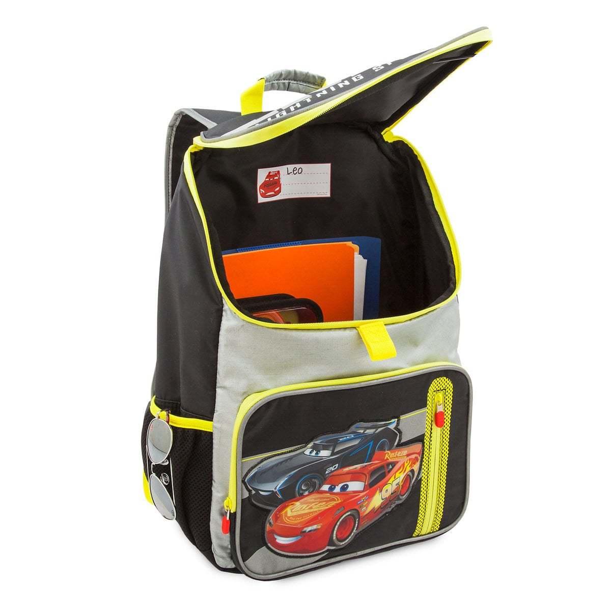 Детский рюкзак Молния Маккуин Тачки Disney