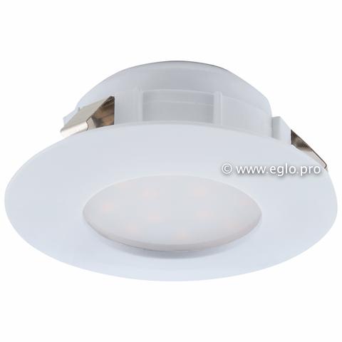 Светильник светодиодный встраиваемый влагозащищенный Eglo PINEDA 95817