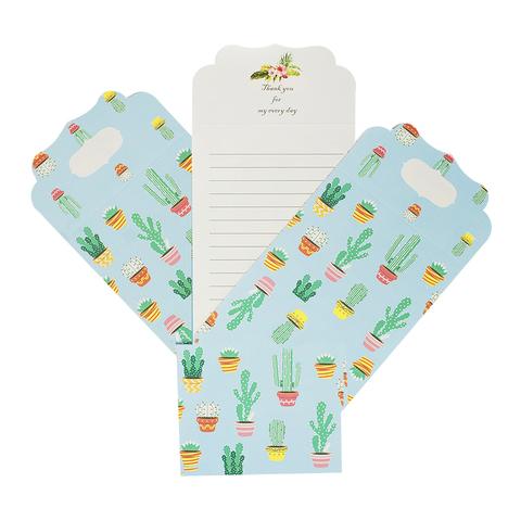 Набор открыток Cactus