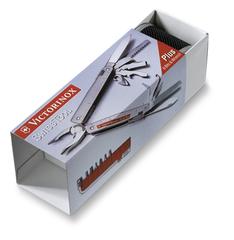 Мультитул Victorinox SwissTool 27, 115 мм, 27 функций, нейлоновый чехол