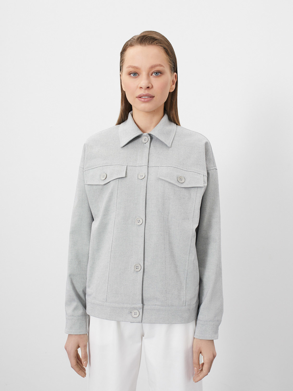 Куртка-тракер Сиэтл с карманами