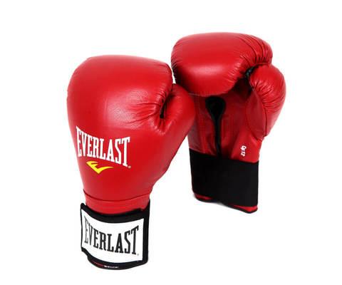 Перчатки кожаные Everlast
