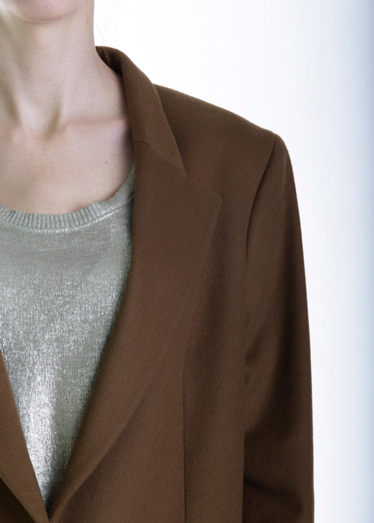Пальто из шерсти и кашемира PAUL SMITH