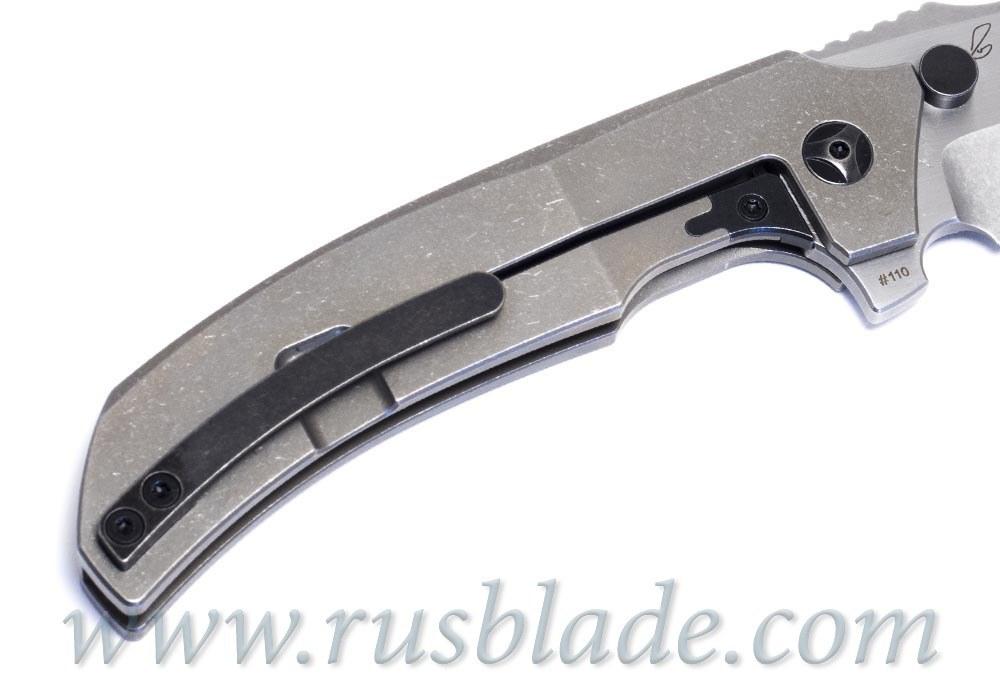 CKF/Rassenti SATORI collab knife
