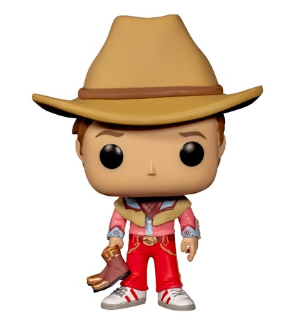 Фигурка Funko POP! Vinyl: BTTF: Marty McFly Cowboy (Exc) 43090