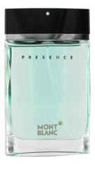 Mont Blanc Presence Man