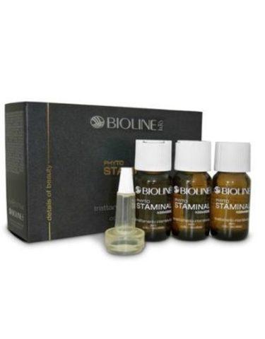 Высококонцентрированная сыворотка Bioline для кожи шеи, декольте ф1