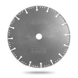 Алмазный диск для резки металла Messer F/M. Диаметр 125 мм.