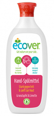 Экологическая жидкость для мытья посуды Гранат и Лайм, Ecover