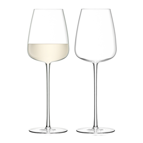 Набор из 2 бокалов для белого вина Wine Culture, 690 мл