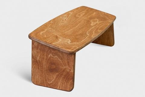 Скамейка для медитации складная. Береза.