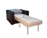 Кресло-кровать Карелия с механизмом Вяз (кузнечик), спальное место 55х190 см