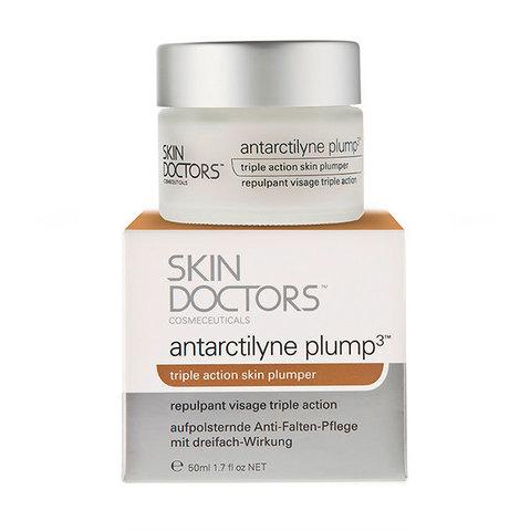 Крем тройного действия для повышения упругости кожи Skin Doctors Antarctilyne Plump 50мл