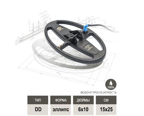 Поисковая катушка Mars Sniper для металлоискателя Racer/Racer 2
