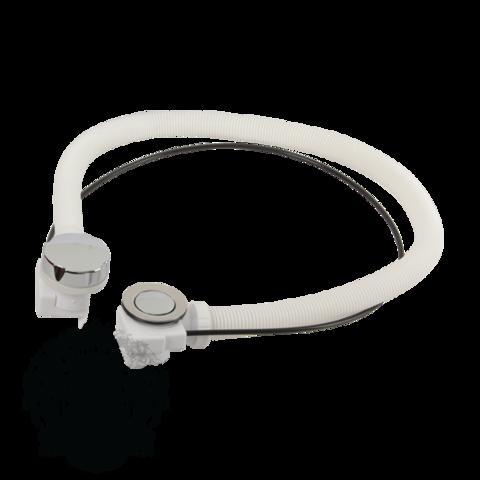 Слив-перелив Migliore Ricambi  ML.RIC-20.120.CR для ванны удлиненный 120 см  хром