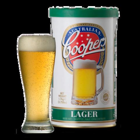 Пивной набор Coopers Original Series Lager