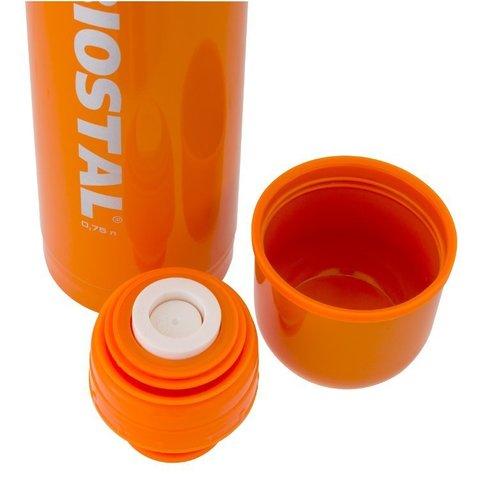 Термос Biostal Flër (0,35 литра), оранжевый