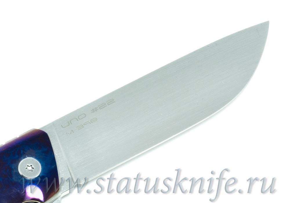 Нож UNO Олейников Игорь - фотография