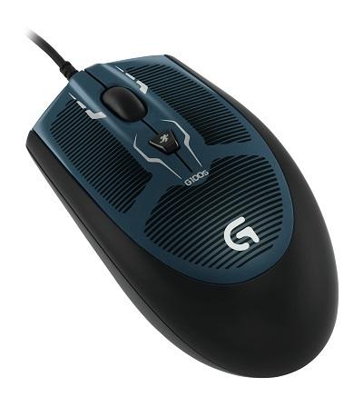 LOGITECH G100s Blue