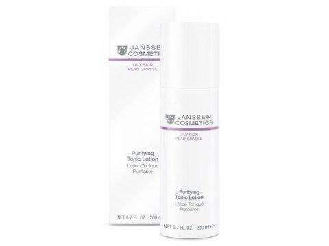 JANSSEN | Тоник для жирной кожи и кожи с акне / Purifying Tonic Lotion, (200 мл)