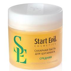 ARAVIA Start Epil, Сахарная паста для шугаринга «Средняя», 400 г