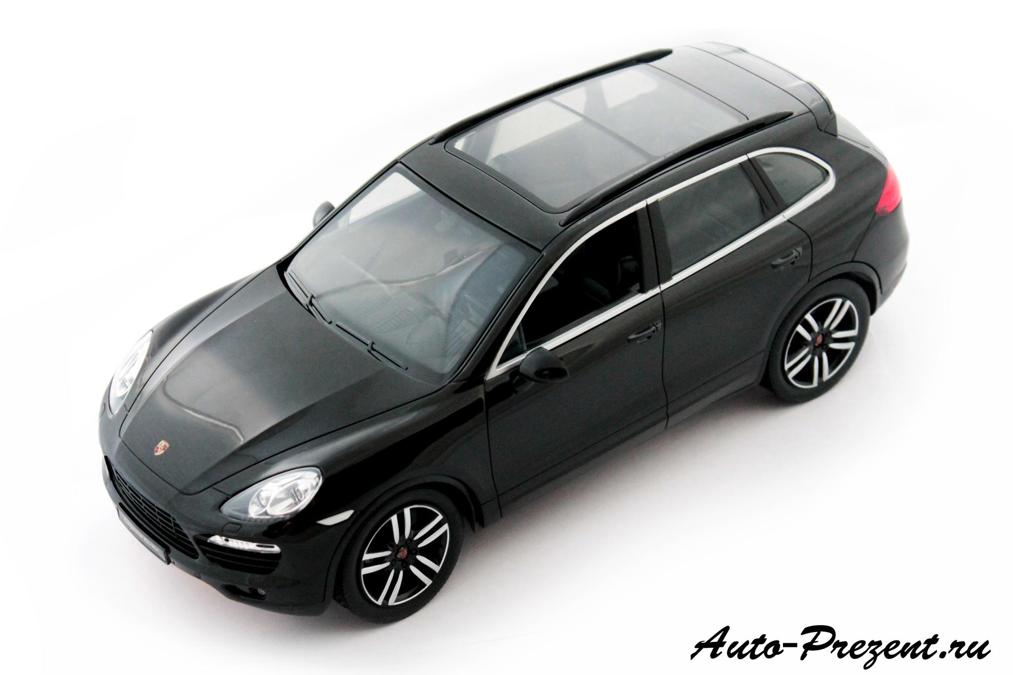 Машинка Porsche Cayenne Turbo на радиоуправлении