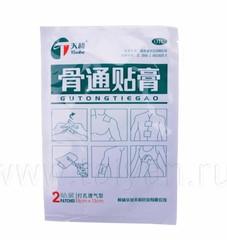 Пластырь для суставов GUTONG TIE GAO (Китай)