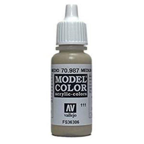 Model Color Medium Grey 17 ml.