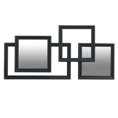 Зеркало ELEGANTE темно-синий (157х77х5,4)