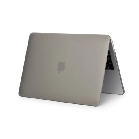 Накладка пластик MacBook Pro 16 Retina /matte gray/ DDC