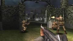 Call of Duty Roads to Victory (PSP, английская версия, б/у)